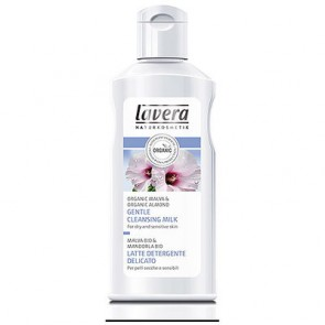 Lavera Faces Gentle Cleansing Milk 125ml (Dry and Sensitive Skin)
