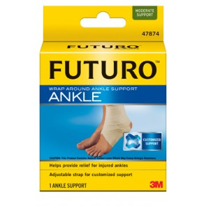 Futuro Wrap Around Ankle Support Large