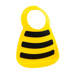 Make My Day Baby Bib - Bumble Bee