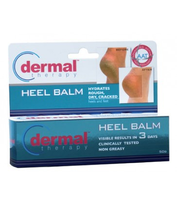 Dermal Therapy Heel Balm 100gm