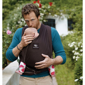 Manduca Baby Sling - Chocolate