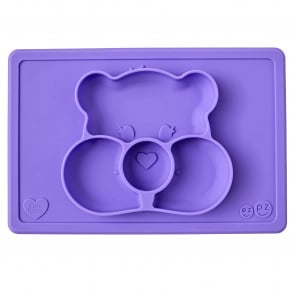 EZPZ Care Bears Mat in Wish - Purple