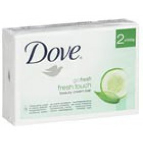 Dove Go Fresh Fresh Touch Beauty Cream Bar 2 x 100g