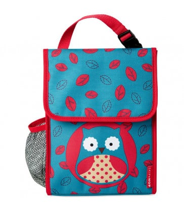 Skip Hop Zoo - Lunch Bag Otis Owl