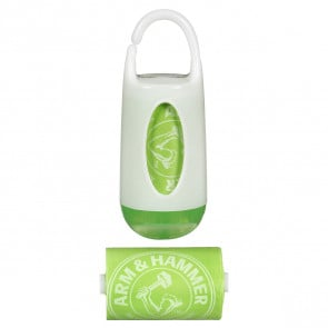 Munchkin Arm & Hammer Nappy Bag and Dispenser