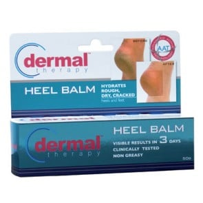 Dermal Therapy Heel Balm 50gm