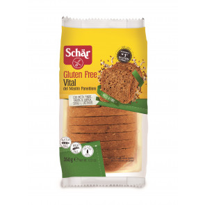 Dr Schar Vital Multigrain Sourdough Bread 350g x 3