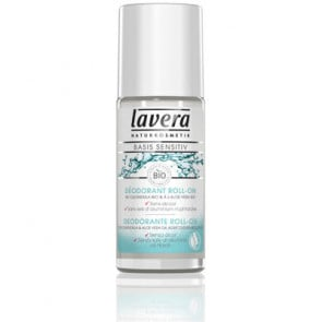 Lavera Basis Deodorant Roll On 50ml