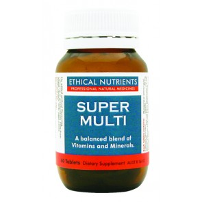 Ethical Nutrients Super Multi 60 Tablets
