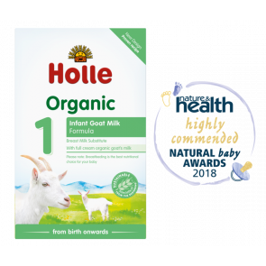 Holle Organic GOAT Milk Formula Step 1 (400g)