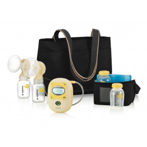 Medela Freestyle Electric Breast Pump with Carry bag and Cooler Bag