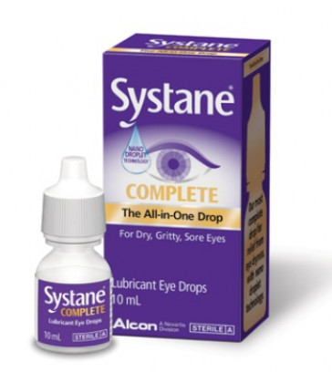 Systane Complete Lubricant Eye Drop - 10mL
