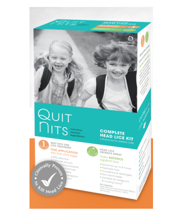 Quit Nits Complete Kit