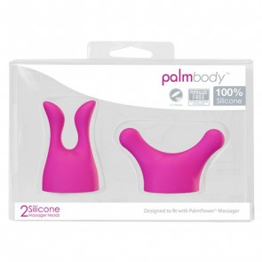 Palm Power Body Massager Heads