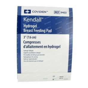 MotherMates Hydrogel Breast Pads (Kendall)