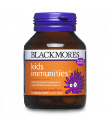 Blackmores Kids Immunities (60 cap)