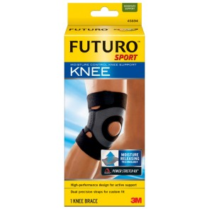 Futuro Sport Moisture Control Knee Support Medium