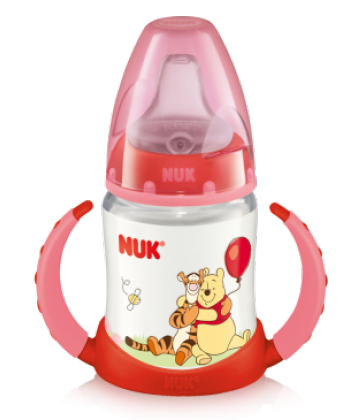 NUK FIRST CHOICE Winnie the Pooh Training Bottle 150ml