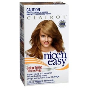 "Clairol Nice ""N'  Easy 103B Medium Champagne Blonde"