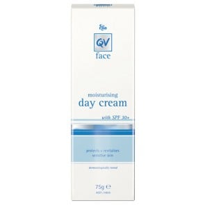 Ego Qv Face Moisturising Day Cream SPF 30+ 75g