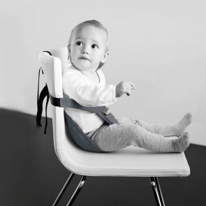 Minimonkey Mini Chair Grey