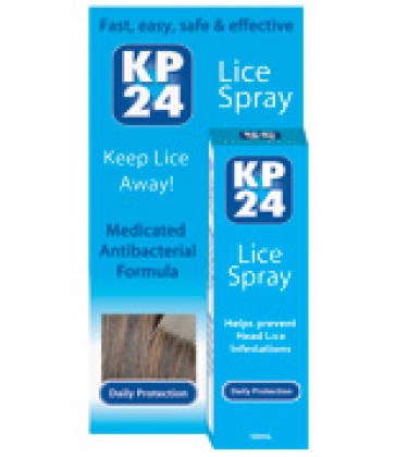 KP24 Lice Spray 50 ml