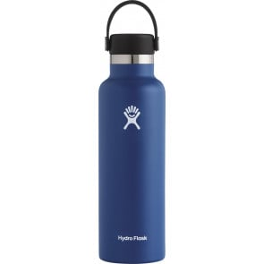 Hydro Flask Double Insulated Standard 621ml (21 oz) Bottle - Cobalt