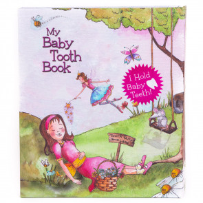 Baby Toothland Baby Tooth Flap Book - Fairyland Girl