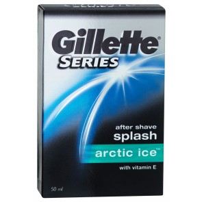 Gillette Aftershave Splash 50 ml Arctic