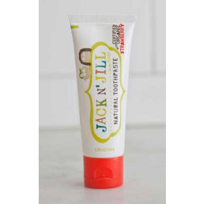 Jack N' Jill Natural Calendula Toothpaste Strawberry Flavour 50g