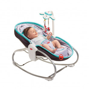 Tiny Love 3-in-1 Rocker Napper Grey/Turquoise
