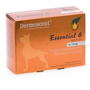 Blackmores Dermoscent Essential 6 Small Dog (4 pip)