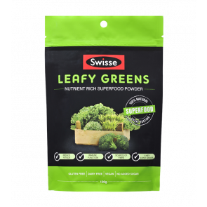 Swisse SuperFoods Leafy Greens 100g