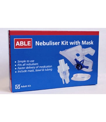 Able Nebuliser Mask Set Child