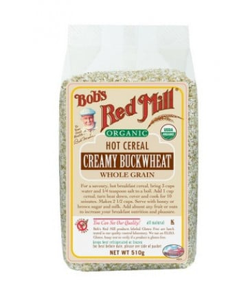 Bob's Red Mill Creamy Buckwheat Cereal 510g x 4