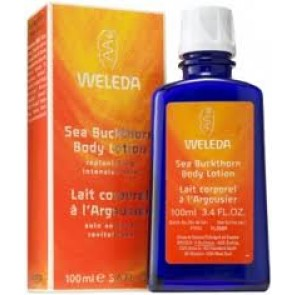 Weleda Sea Buckthorn Body Lotion 100ml