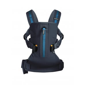 BabyBjorn Baby Carrier One Outdoors - Dark Blue