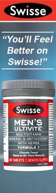 Swisse Mens Ultivite